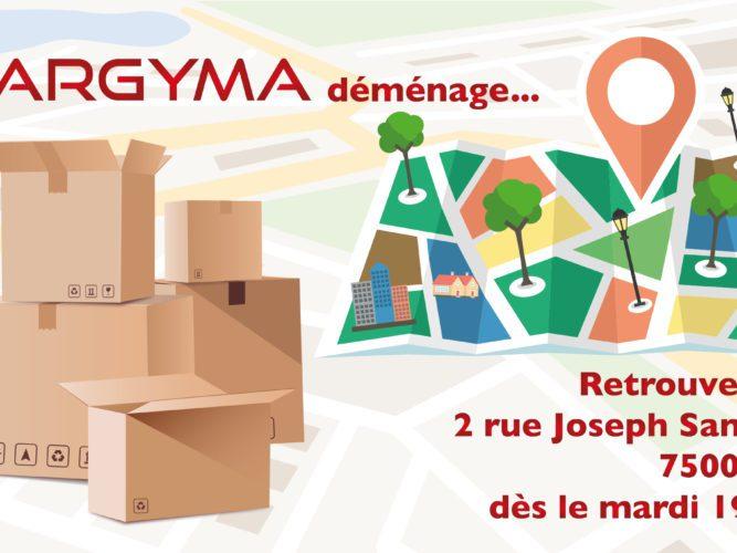 Notre bureau francilien déménage !