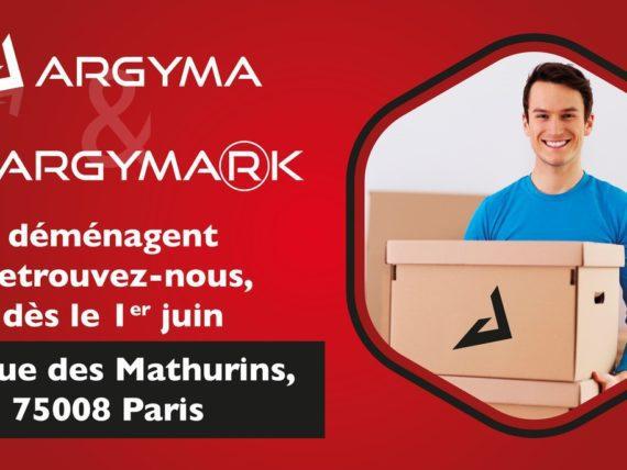 Notre bureau Parisien déménage !
